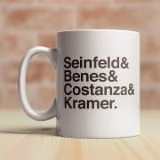 Caneca Seinfeld