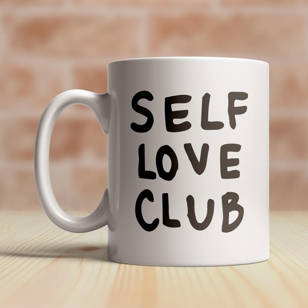 Caneca Self Love Club