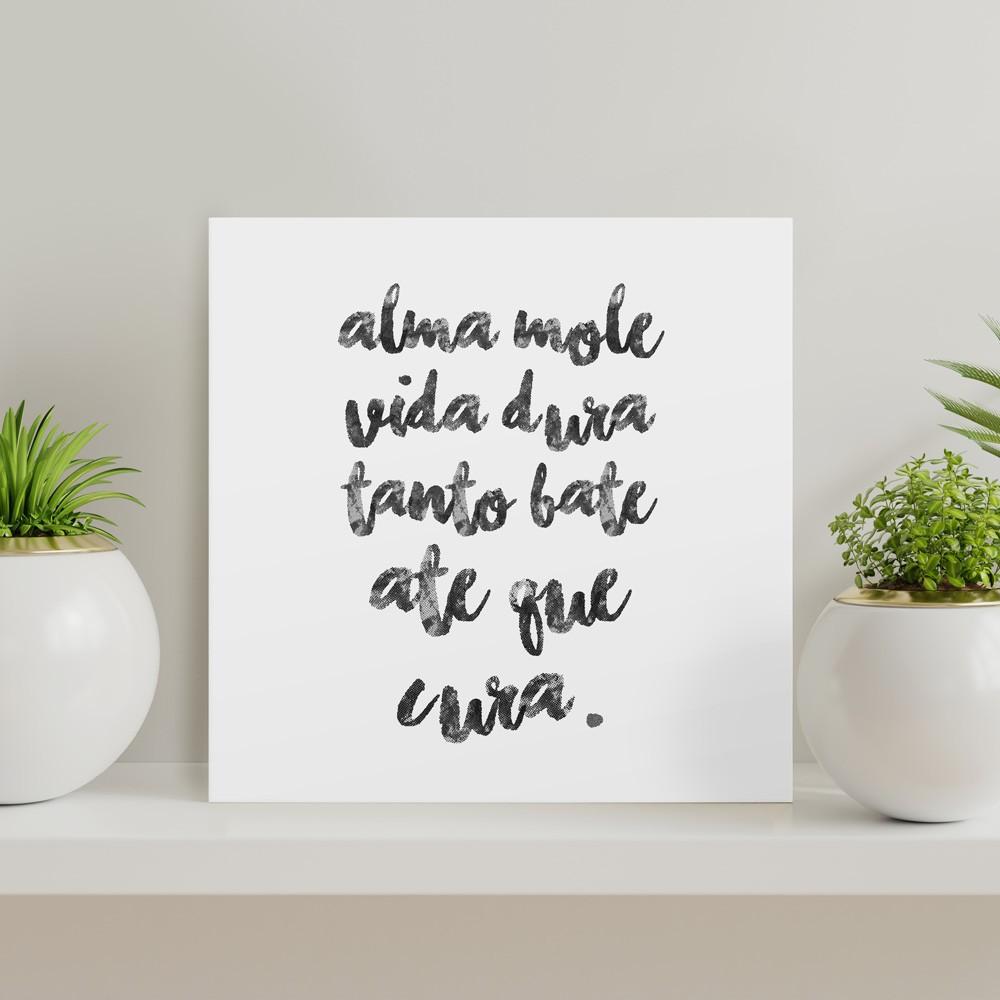 Quadros - Alma Mole, Vida Dura