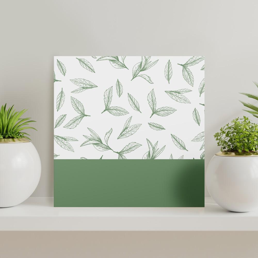 Quadros - Botanic Green