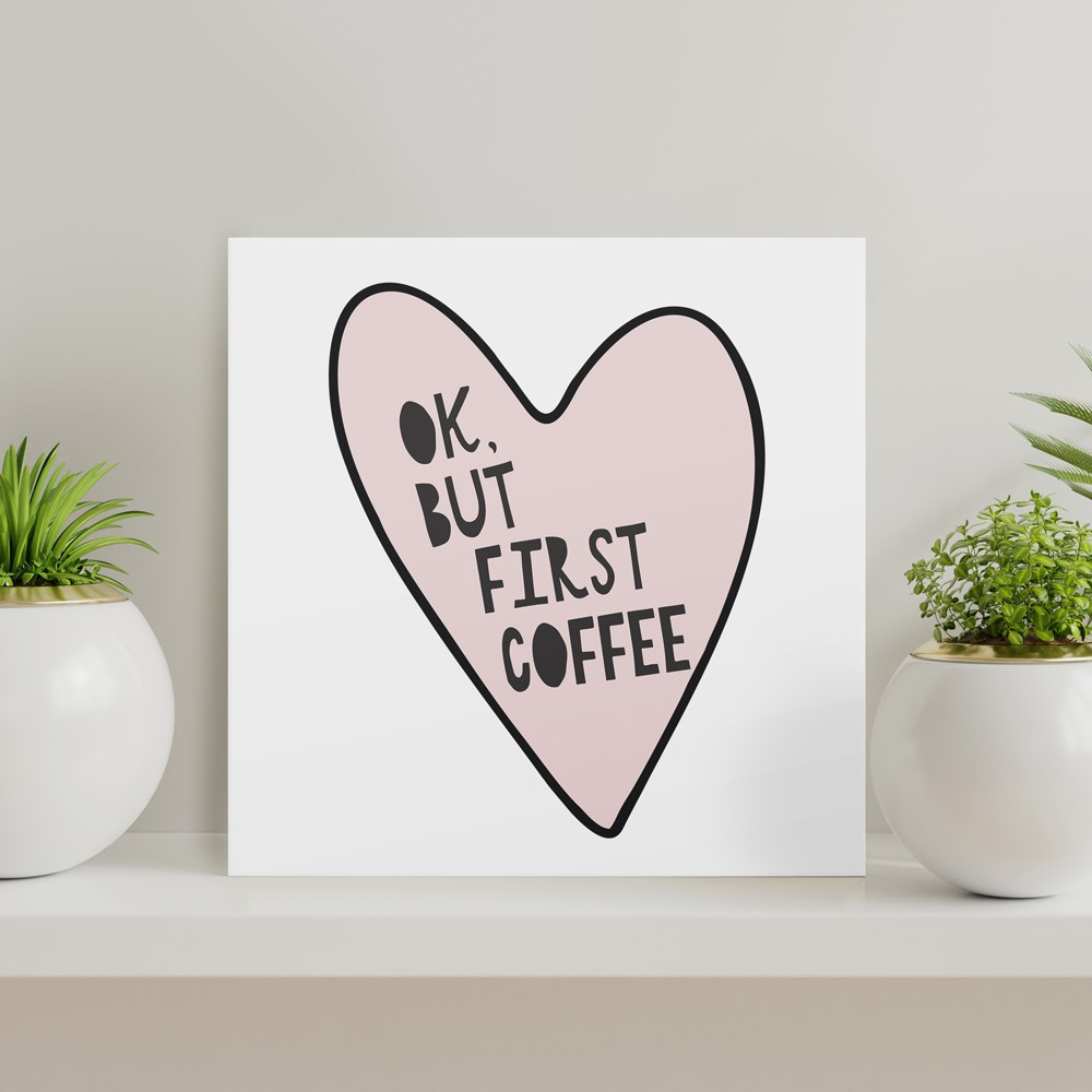 Quadros - First Coffee