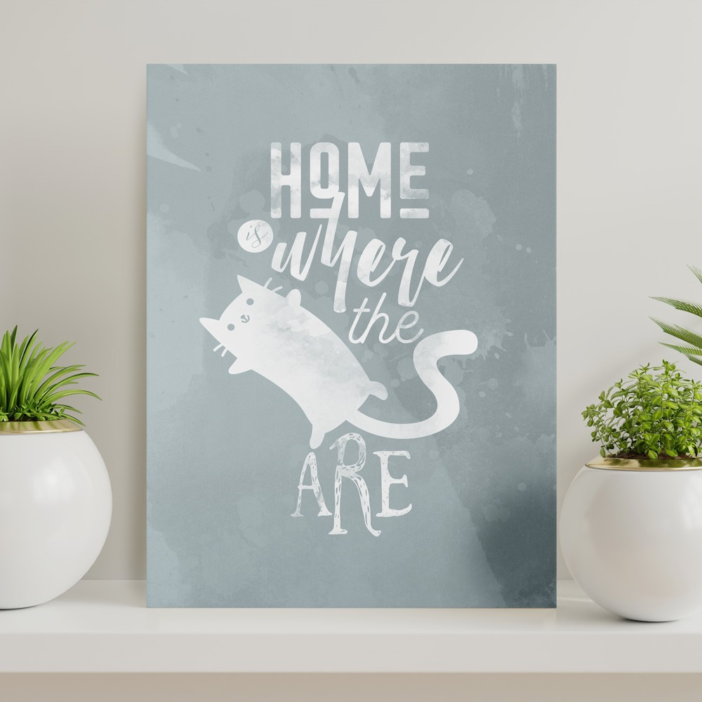 Quadros - Home Is Where The Cats Are