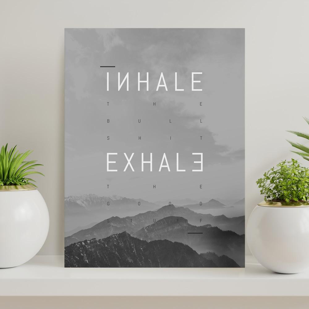 Quadros - Inhale Exhale