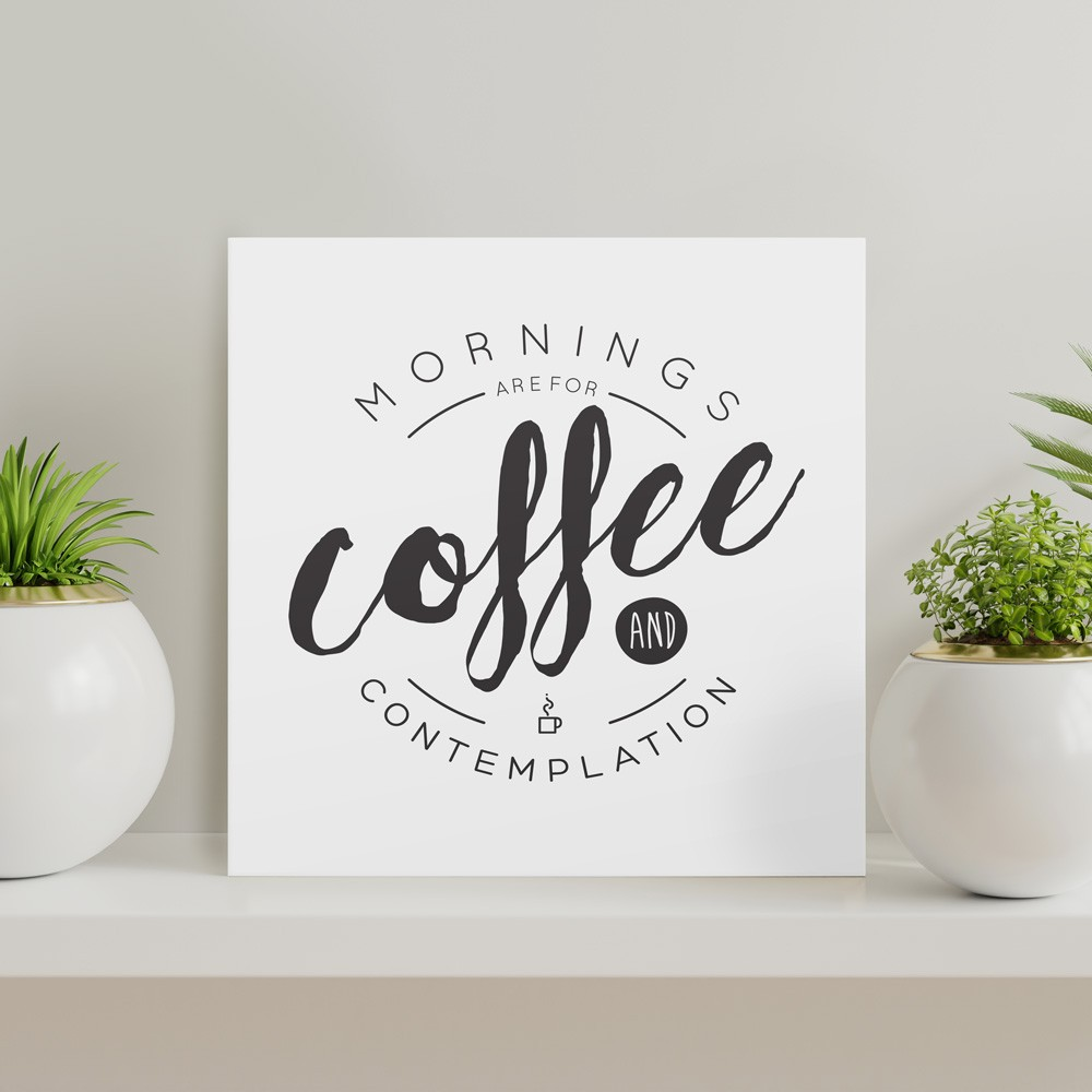Quadros - Mornings Are For Coffee