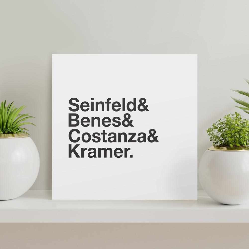 Quadros - Seinfeld