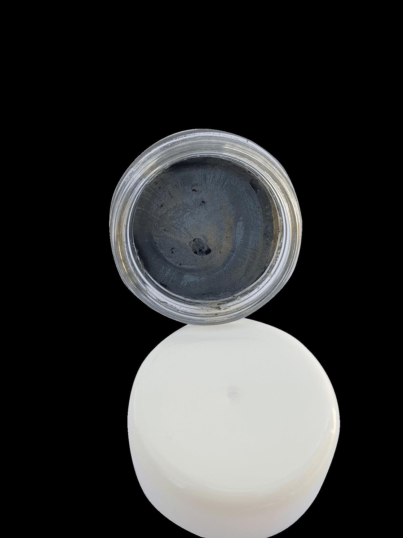 Máscara de Argila Preta - 60g  - Saboaria Nativa Ecocosméticos