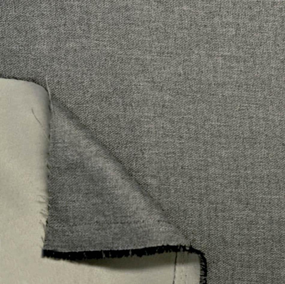 Tecido blackout linho rustico cortina proteção uv