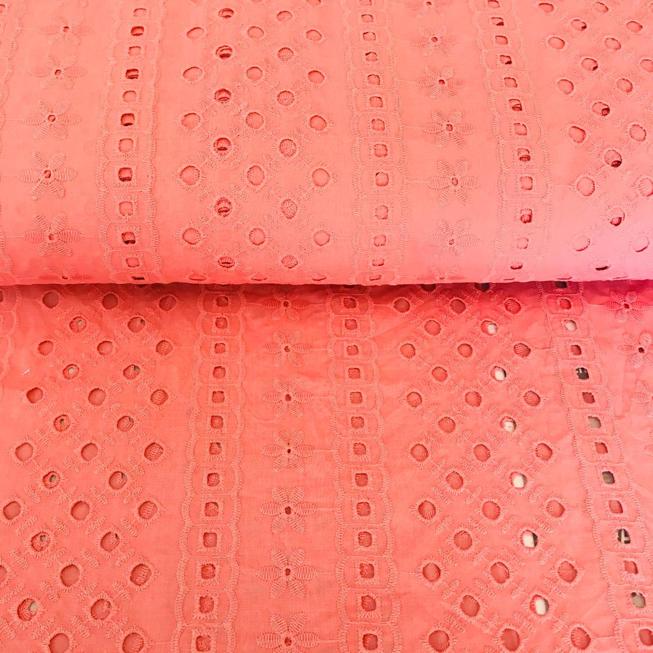 Tecido laisie 100% algodão