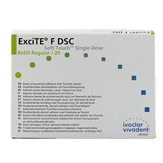 Adesivo ExciTE F DSC - Ivoclar Vivadent