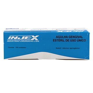 Agulha Gengival - Injex
