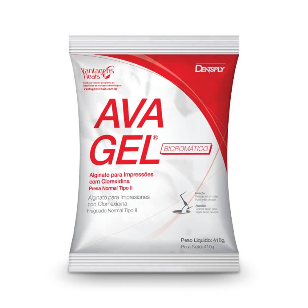 Alginato Avagel - Dentsply Sirona