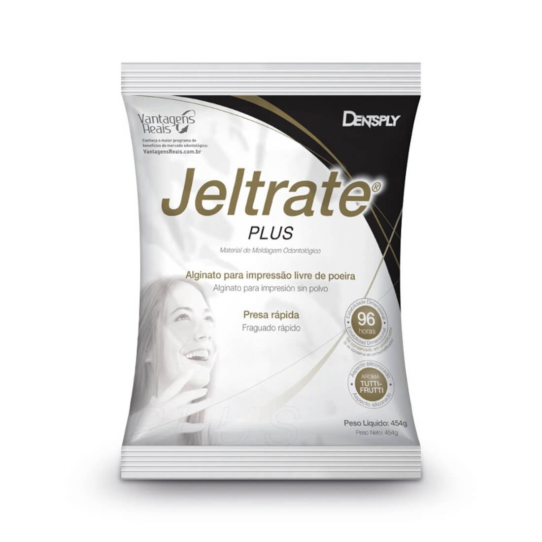 Alginato Jeltrate Plus - Dentsply Sirona