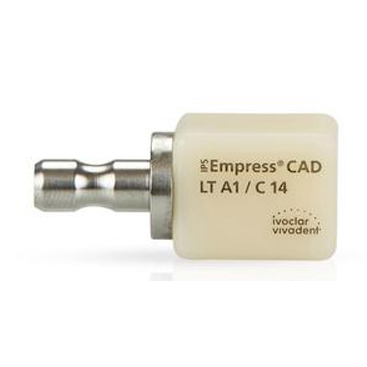 Bloco Para CadCam IPS Empress Cerec Inlab LT C14 - Ivoclar Vivadent