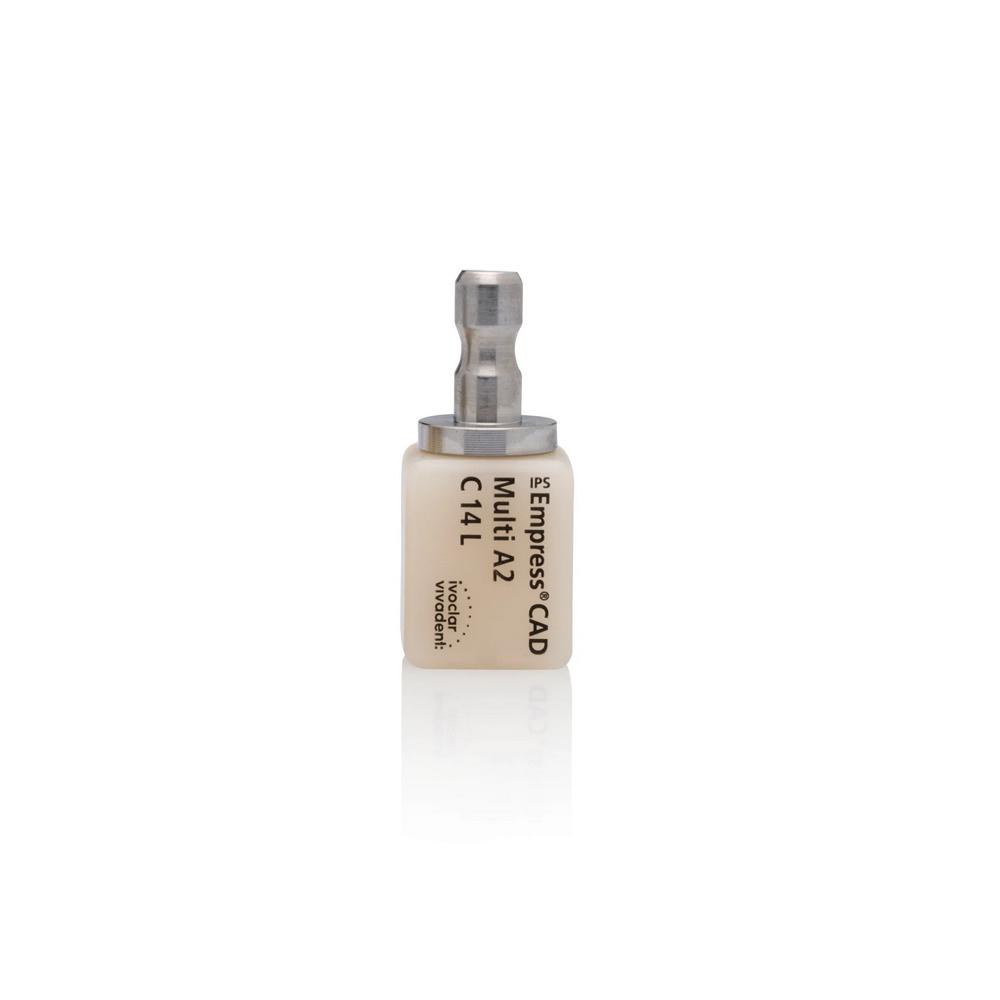 Bloco Para CadCam IPS Empress Cerec Inlab Multi C14 - Ivoclar Vivadent