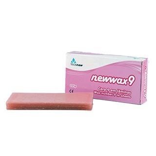 Cera 9 em Lâminas NewWax - Technew