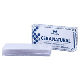 Cera Natural Wilson - Polidental