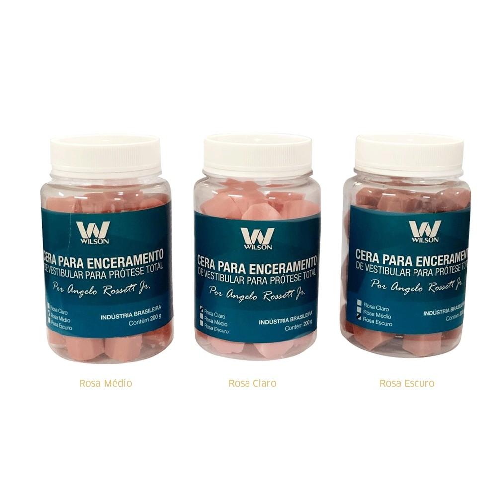 Cera para Enceramento Vestibular Wilson - Polidental