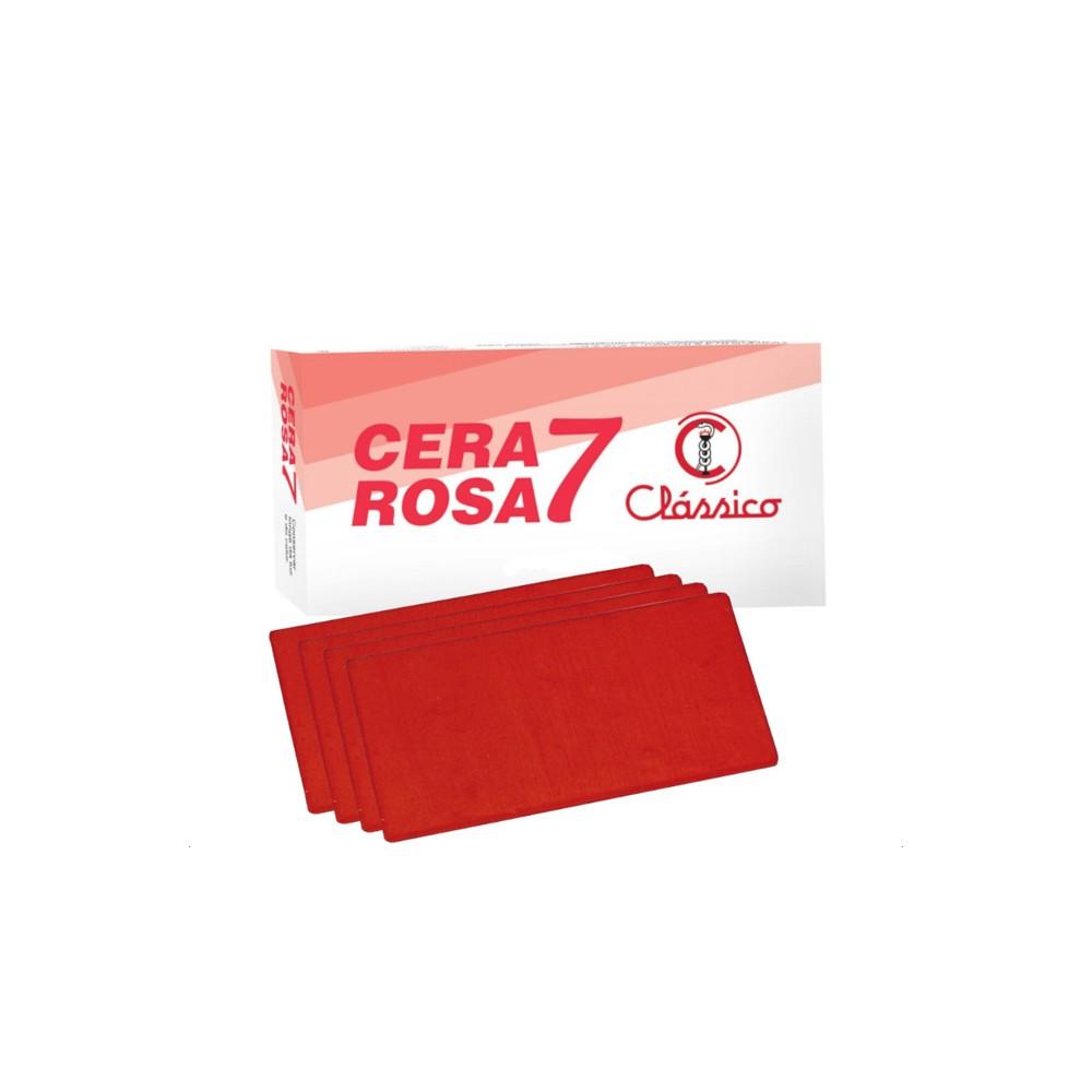 Cera Rosa 7 180 Lâminas - Clássico