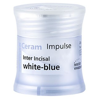 Cerâmica IPS E.max Ceram Inter Incisal White-Blue - Ivoclar Vivadent