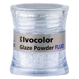 Cerâmica IPS Ivocolor Glaze Fluo Powder - Ivoclar Vivadent