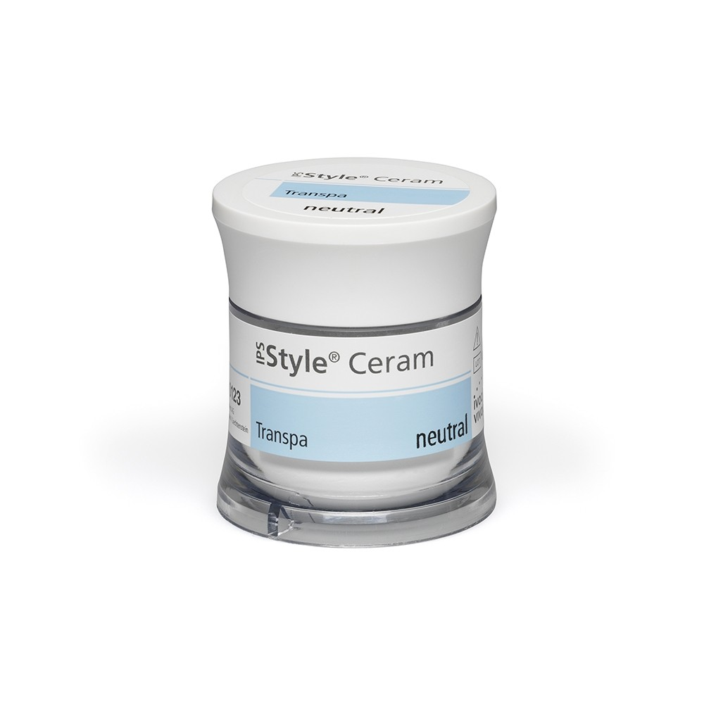 Cerâmica IPS Style Ceram Transpa - Ivoclar Vivadent