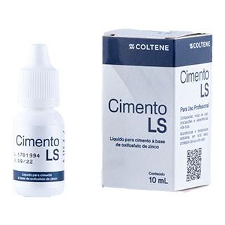 Cimento de Zinco LS Líquido - Vigodent Coltene
