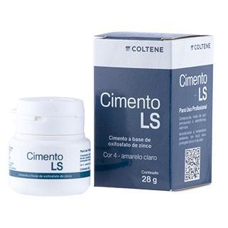 Cimento de Zinco LS Pó - Coltene