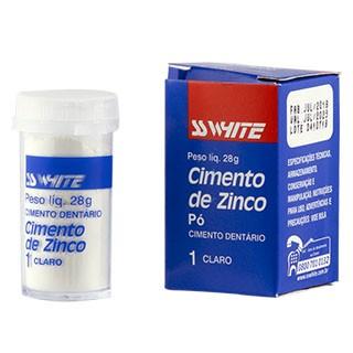 Cimento de Zinco Pó - SS White Duflex