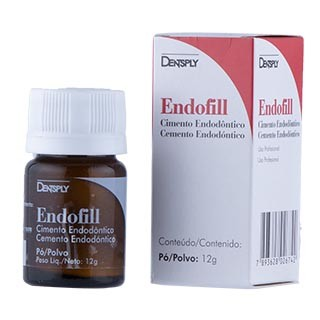 Cimento Endodôntico Endofil Pó - Dentsply Sirona