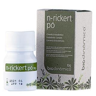 Cimento Endodôntico N-Rickert Pó - Biodinâmica