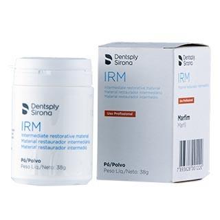 Cimento Restaurador Provisório IRM Pó - Dentsply Sirona