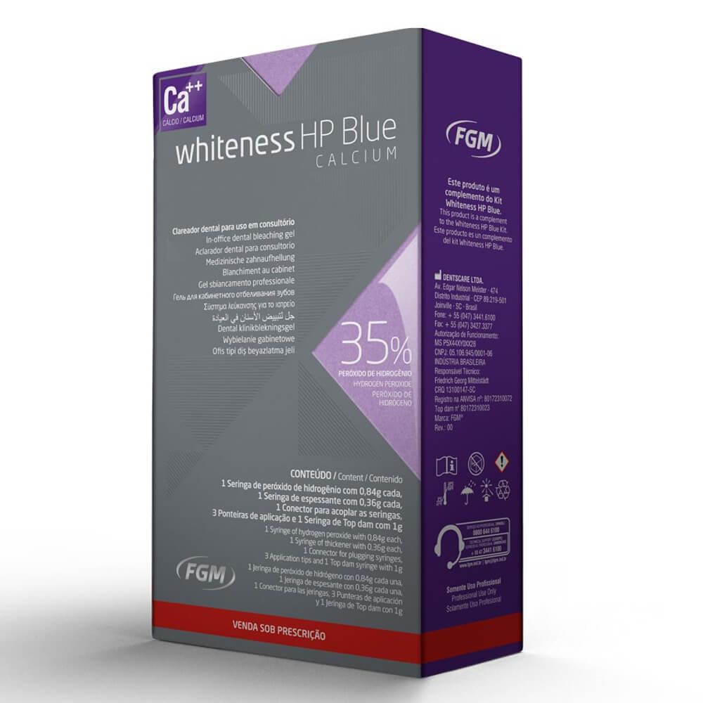Clareador Whiteness HP Blue 35% - FGM