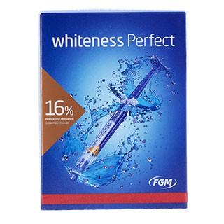 Clareador Whiteness Perfect 16% Mini Kit - FGM