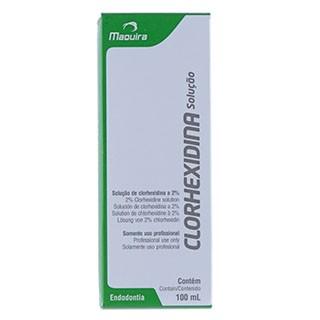 Clorhexidina 2% Solução - Maquira