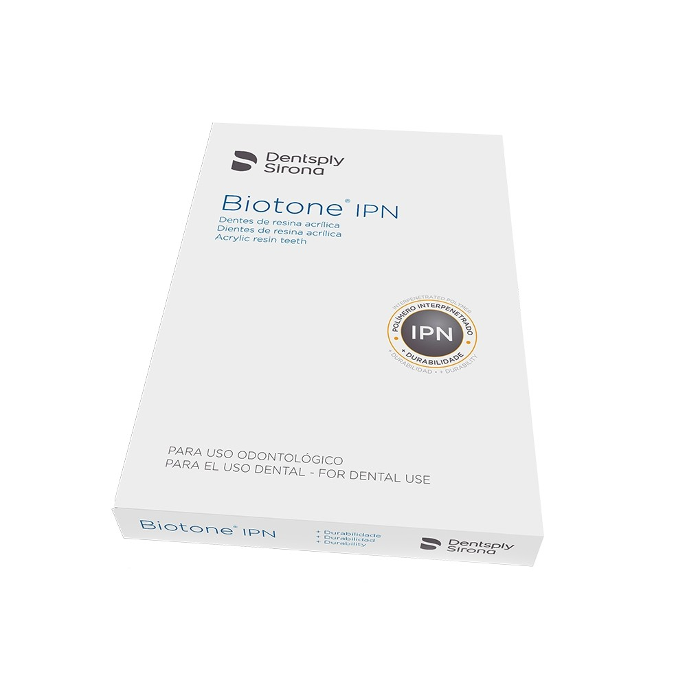 Dente Biotone IPN 2P Anterior Inferior - Dentsply Sirona