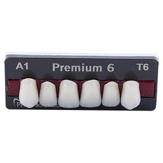 Dente Premium T6 Anterior Superior - Kulzer