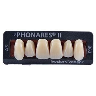 Dente SR Phonares II B62 Anterior Superior - Ivoclar Vivadent