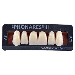 Dente SR Phonares II B71 Anterior Superior - Ivoclar Vivadent