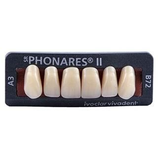 Dente SR Phonares II B72 Anterior Superior - Ivoclar Vivadent
