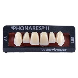 Dente SR Phonares II B81 Anterior Superior - Ivoclar Vivadent