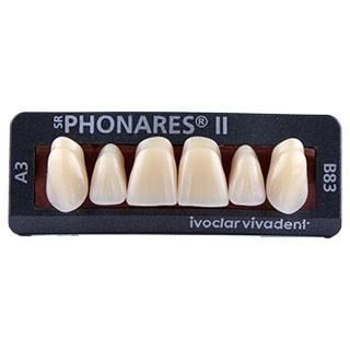 Dente SR Phonares II B83 Anterior Superior - Ivoclar Vivadent