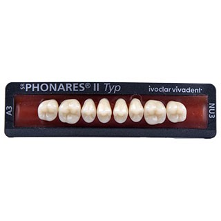 Dente SR Phonares II NU3 Typ Posterior Superior - Ivoclar Vivadent