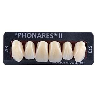 Dente SR Phonares II S73 Anterior Superior - Ivoclar Vivadent