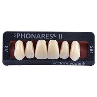Dente SR Phonares II S81 Anterior Superior Ivoclar Vivadent