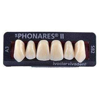 Dente SR Phonares II S82 Anterior Superior - Ivoclar Vivadent