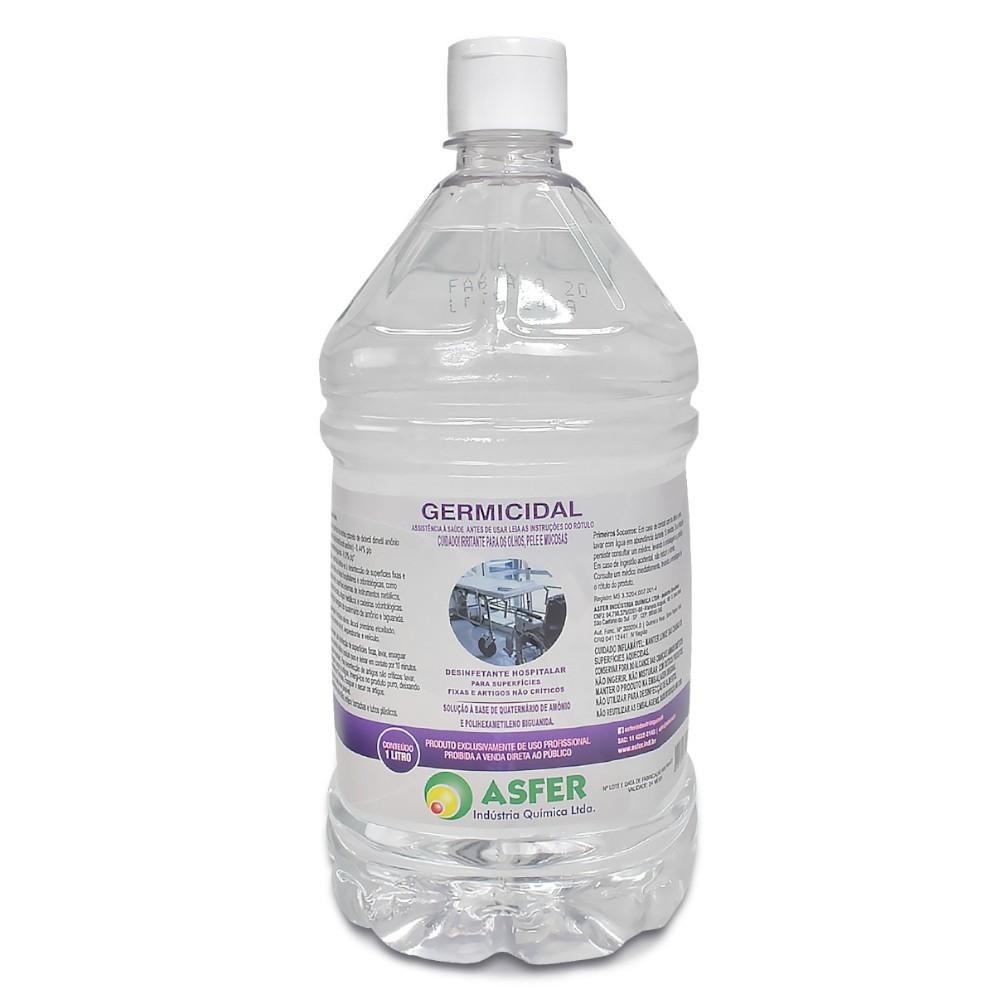 Desinfetante Germicidal 1 Litro Asfer