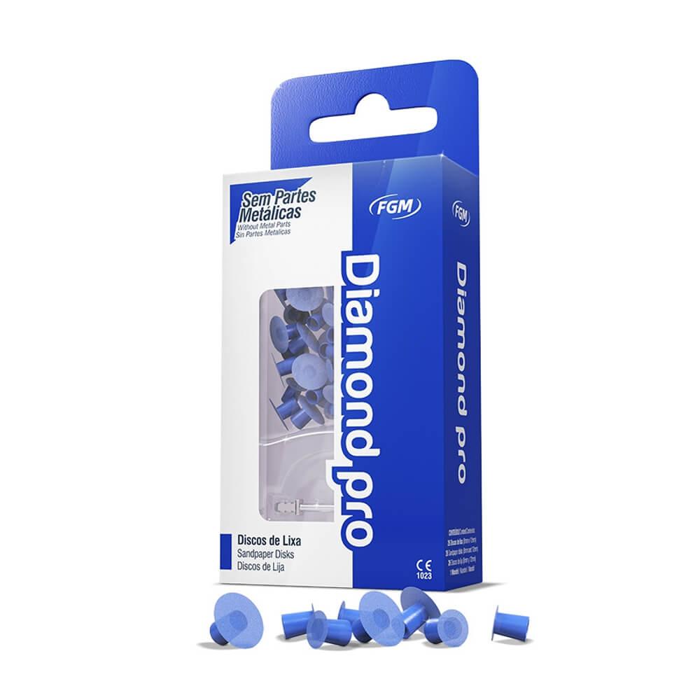 Disco de Lixa Diamond Pro Refil - FGM