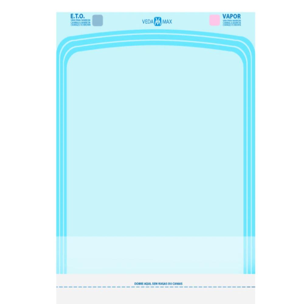 Envelope Autosselante para Esterilização 150x250mm - Vedamax