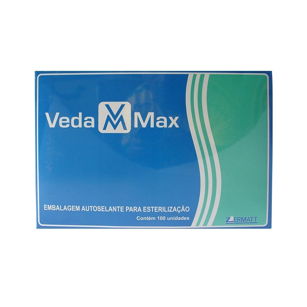 Envelope Autosselante para Esterilização 150x300mm - Vedamax