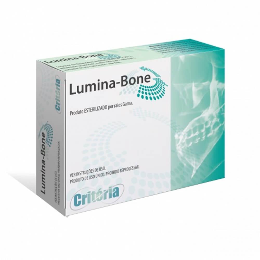 Enxerto Ósseo Bovino Lumina Bone Grânulos - Critéria